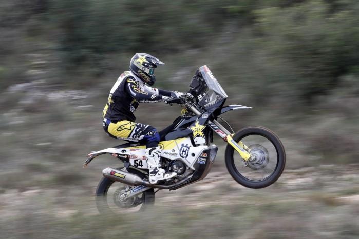 Andrew Short Action Rockstar Energy Husqvarna Factory Racing