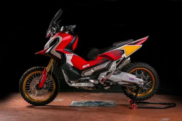 Honda X END