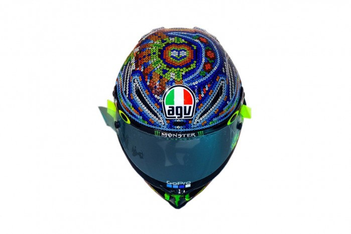 Kask Valentino Rossi 2018