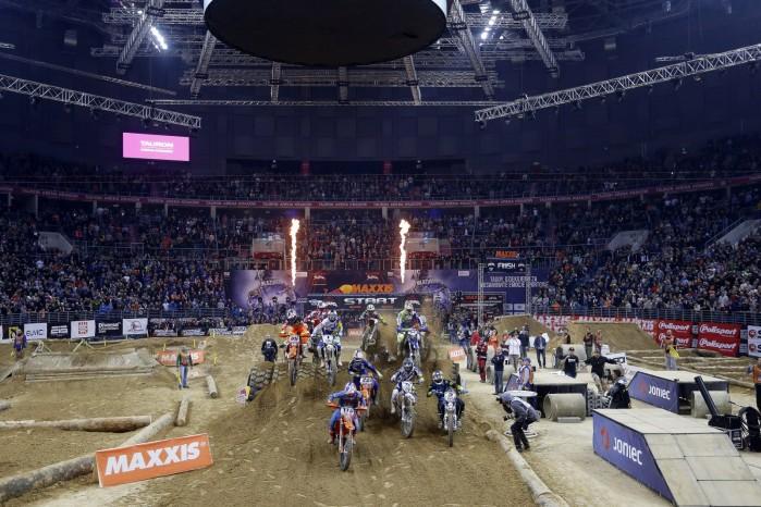 Super Enduro Tauron Arena