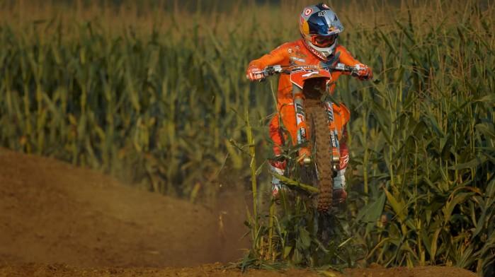 Ryan Dungey motocross