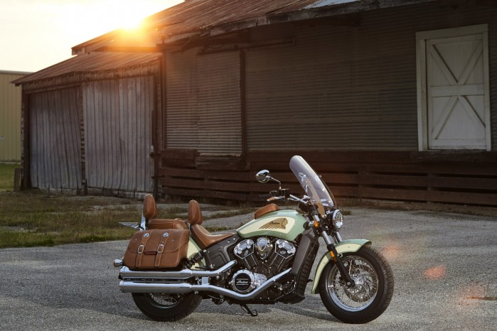 Indian Scout 20182