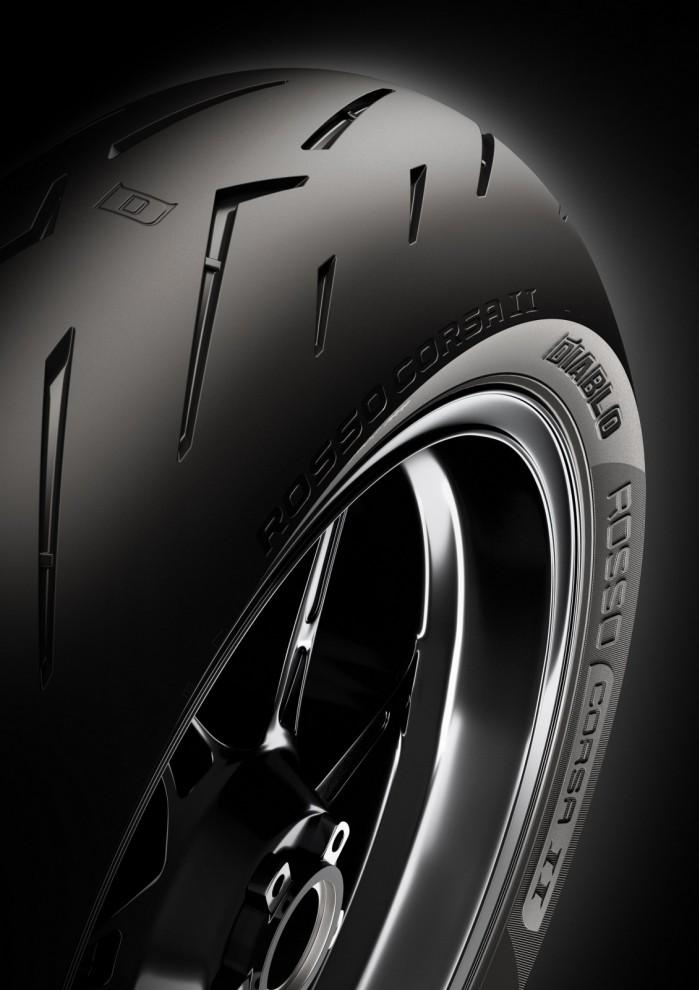 Opony Pirelli Diablo Rosso Corsa II 1