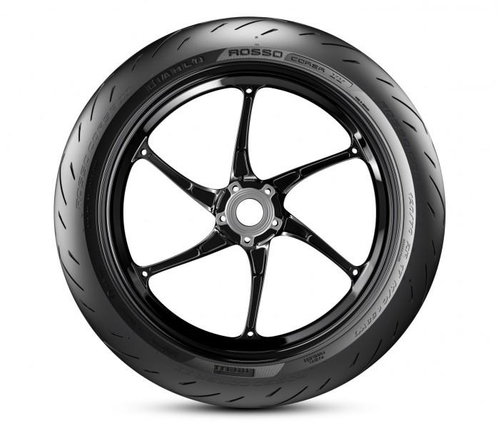 Opony Pirelli Diablo Rosso Corsa II przod