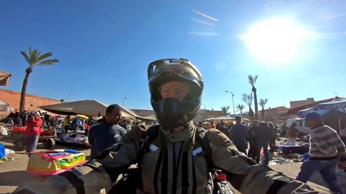 Jakub Jacher motocyklem po Afryce wyprawa Get Lost