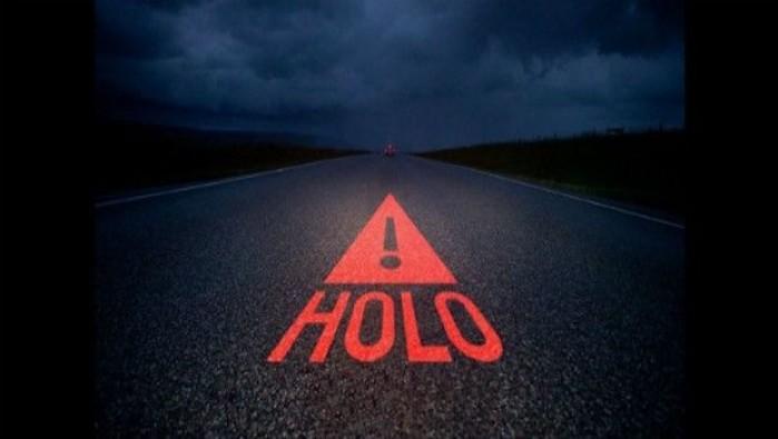 holo trojkat ostrzegawczy