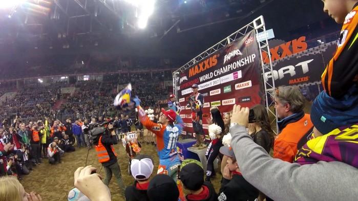 Mistrzostwa swiata Super Enduro 2017 Krakow Taddy