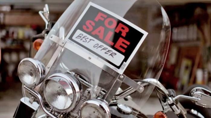 Harley na sprzedaz