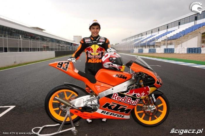 2008 Marc Marquez GP125