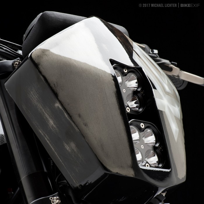 KTM 690 Knockout reflektor