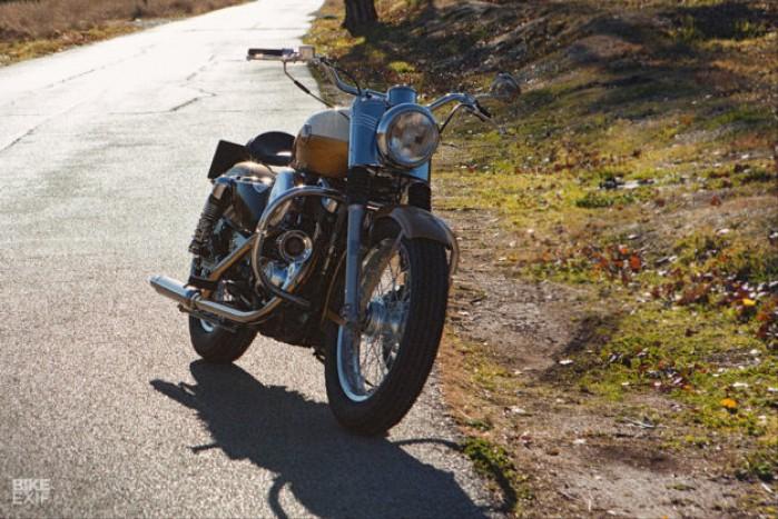 1957 sportster 4