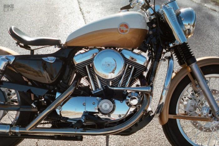 1957 sportster 8