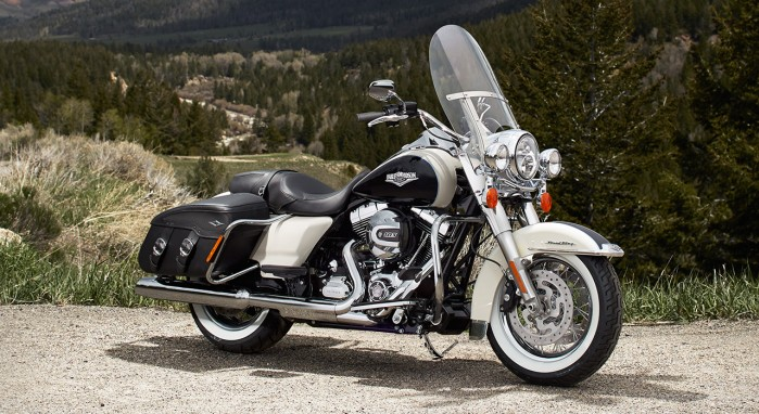 h d road king classic