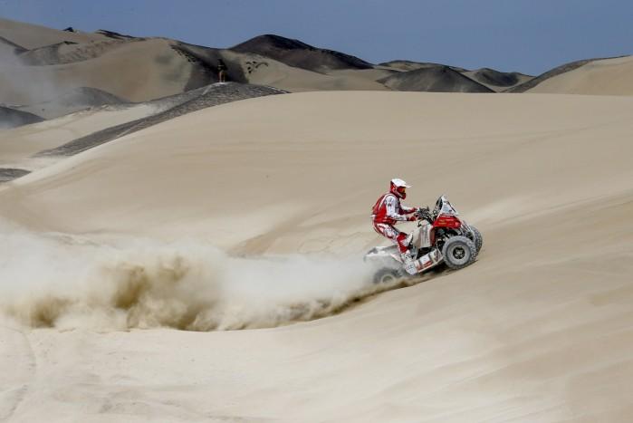 Dakar 2018 Rafal Sonik