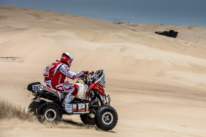 Sonik Rajd Dakar 2018