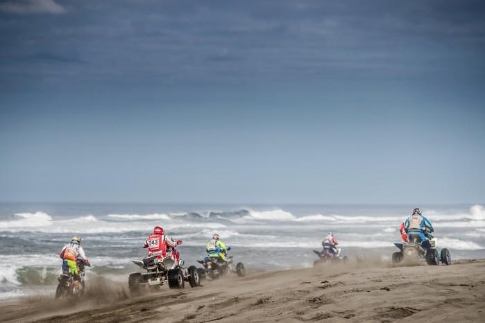Rajd Dakar 2018 quadowcy