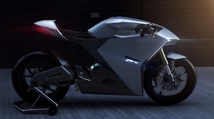 Ducati Zero Concept Bike