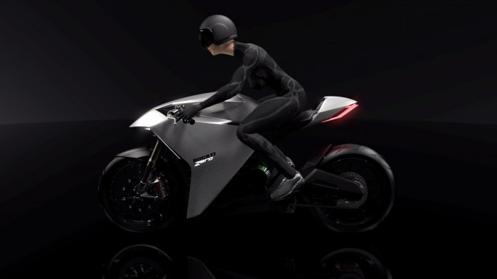 Ducati Zero akcja