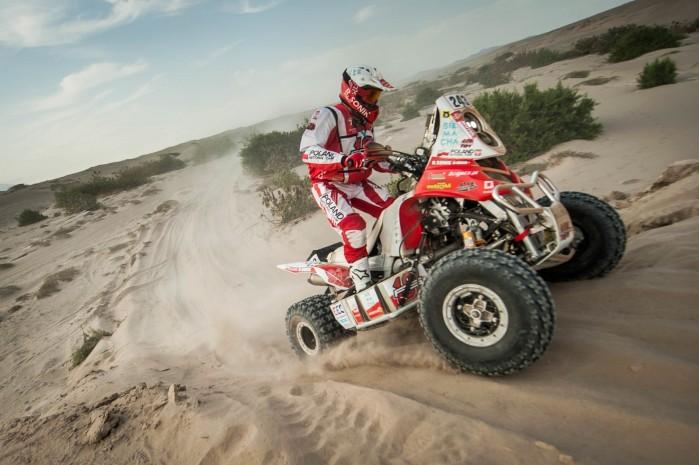 Rajd Dakar 2018 Rafal Sonik