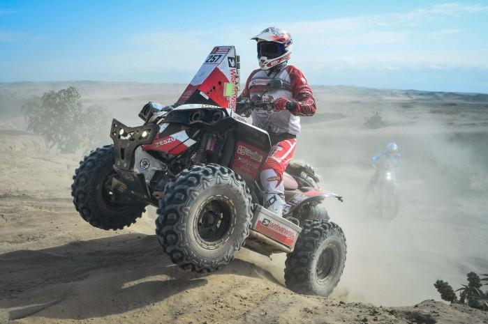 Dakar 2018 Kamil Wisniewski