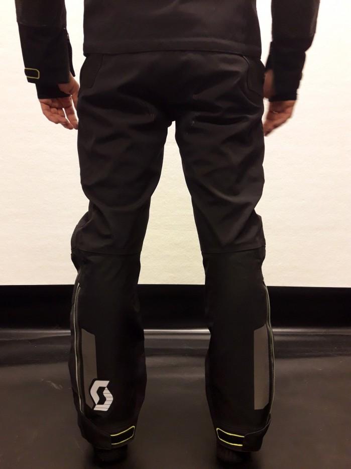 spodnie tekstylne scott priority gt tyl