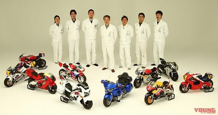 miniaturowe motocykle honda
