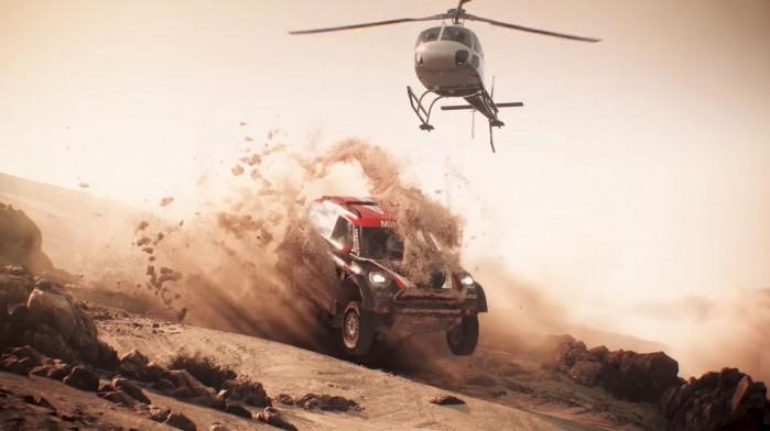 Dakar 18 gra