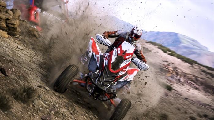 Dakar 18 quady