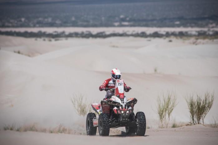 Rajd Dakar 2018 Kamil Wisniewski