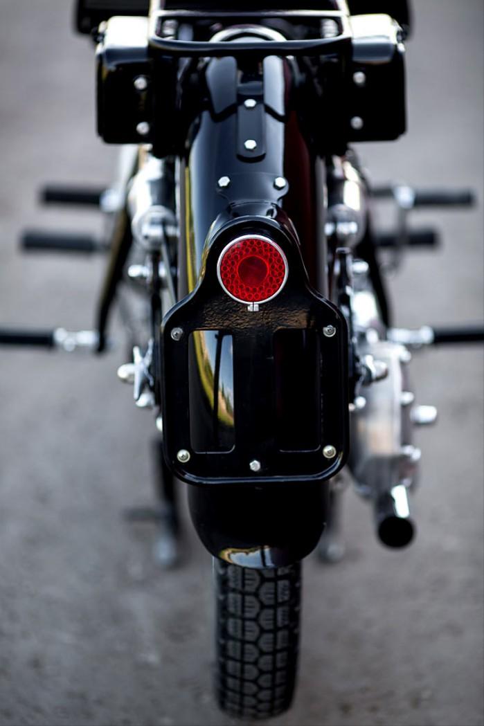 20 12 2017 Gilera Marte Solo 1946 Classic Motorcycle Pipeburn 12