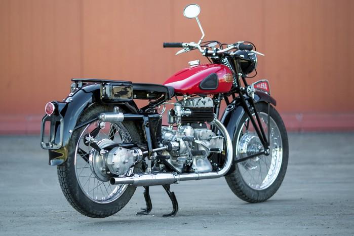 20 12 2017 Gilera Marte Solo 1946 Classic Motorcycle Pipeburn BIGS 04