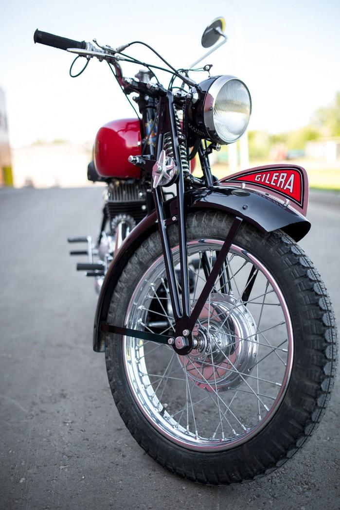 20 12 2017 Gilera Marte Solo 1946 Classic Motorcycle Pipeburn BIGS 05