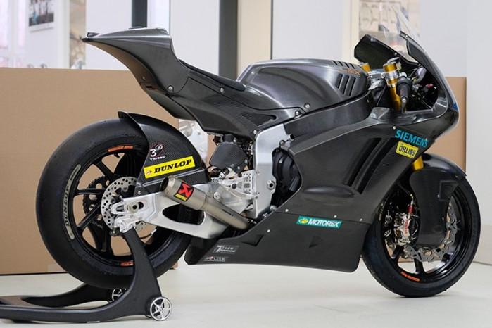 Kalex Triumph 765cc