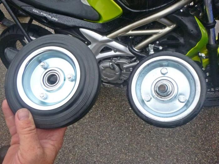 Slide Bike kolka