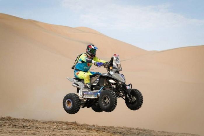 Rajd Dakar 2018 01