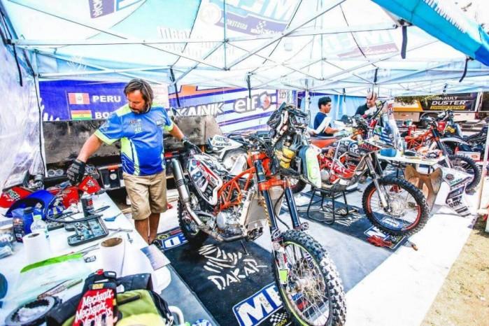 Rajd Dakar 2018 02