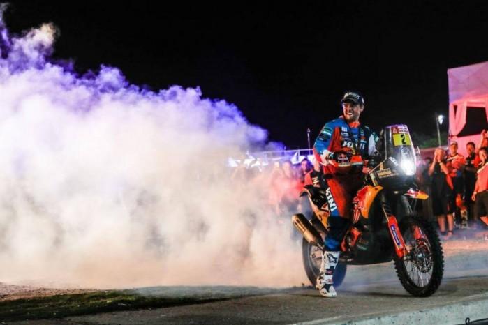 Rajd Dakar 2018 03