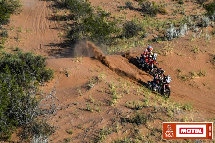 Rajd Dakar 2018 07