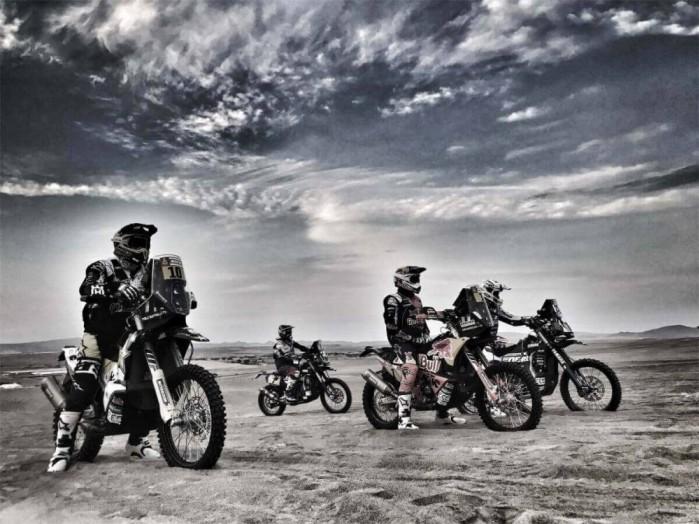 Rajd Dakar 2018 10
