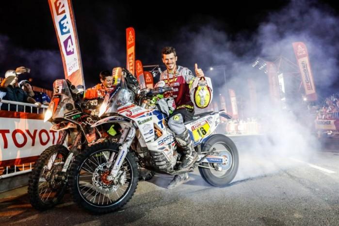 Rajd Dakar 2018 11