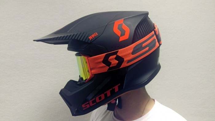 Gogle motocyklowe Scott Prospect