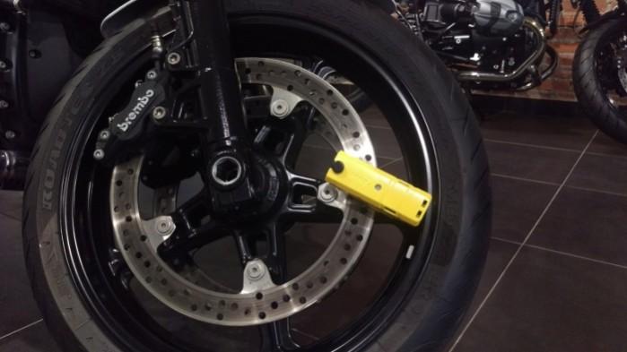 Abus 8077 Granit Detecto motocykl