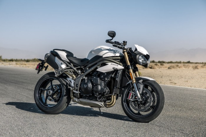 Triumph Speed Triple 2018 statyka