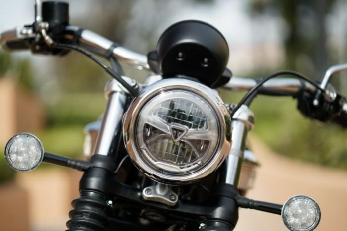 Triumph Bonneville Speedmaster reflektor