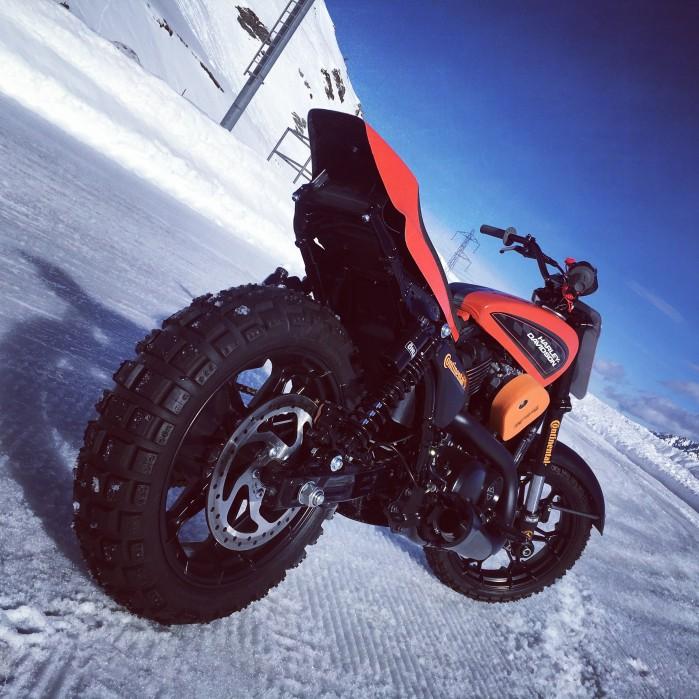 Snowquake Street Rod