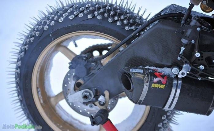 Yamaha R6 kolce