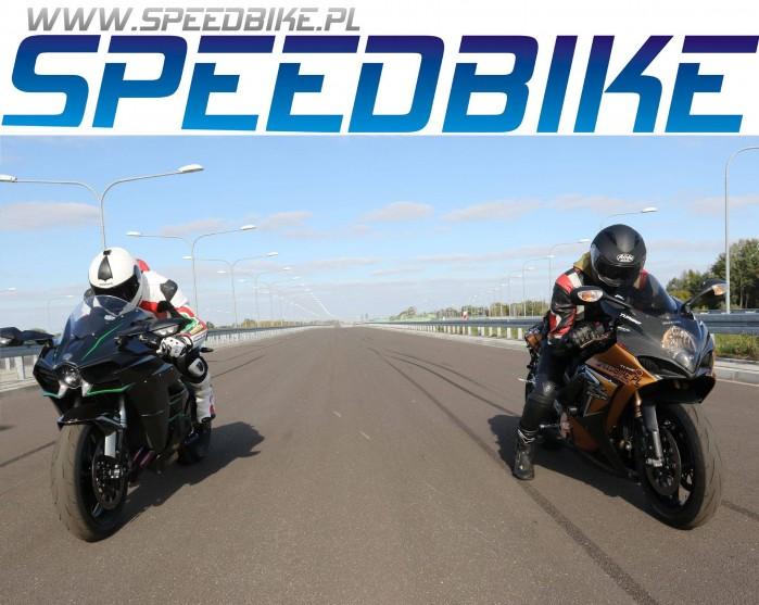 Kawasaki Suzuki Speedbike
