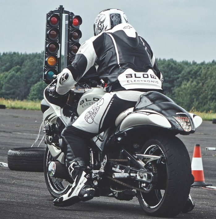 Turbo Hayabusa
