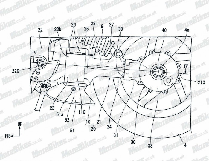Swing Arm WM 3