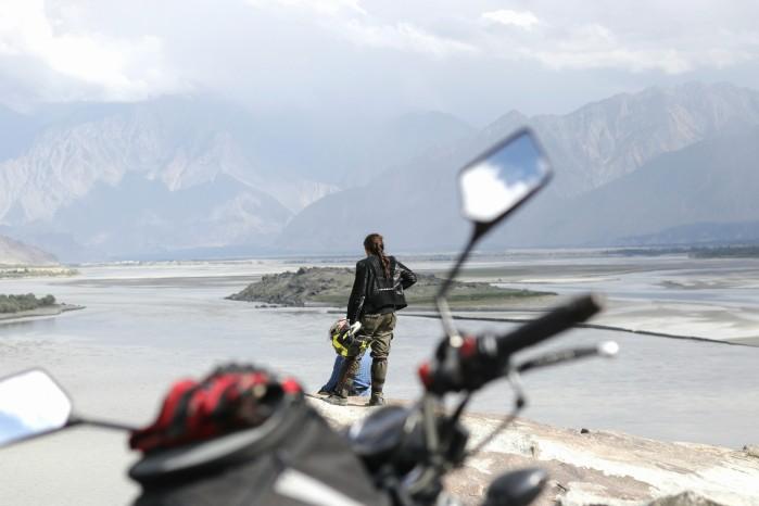 Zenith Irfan w motocyklowej podrozy 4